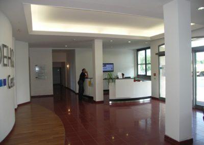 Empfangsbereich Foyer