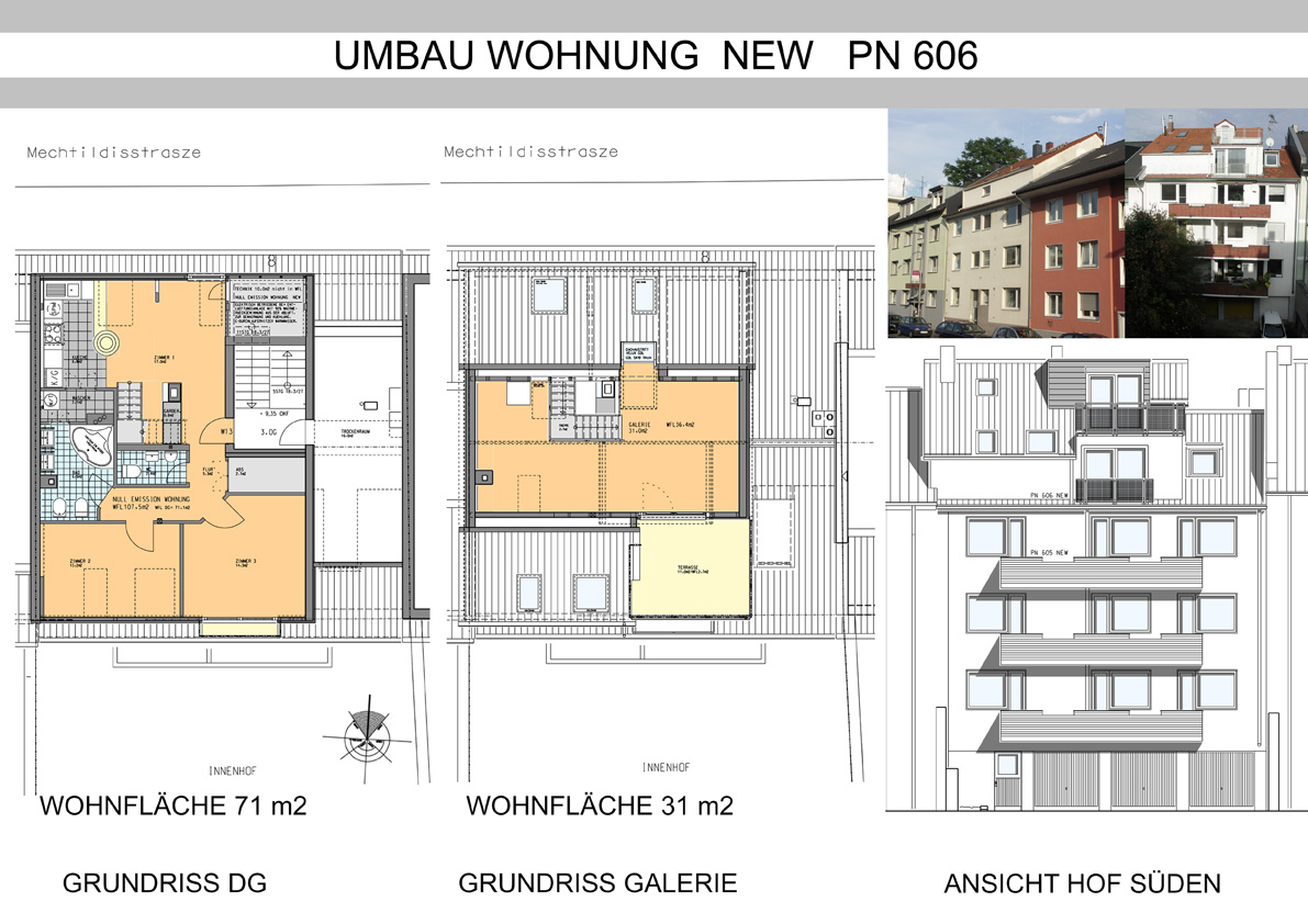 Umbau Wohnung NEW PN 606