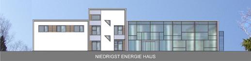 Niedrigstenergiehaus