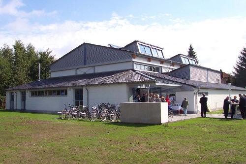 Sporthalle in Dülmen